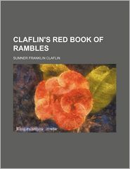 Claflin's Red Book of Rambles