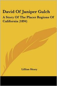 David of Juniper Gulch: A Story of the Placer Regions of California (1894) - Lillian Shuey