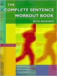 The Complete Sentence Workout Book with Readings - Carolyn H. Fitzpatrick, Vincent Fitzpatrick, Marybeth B. Ruscica