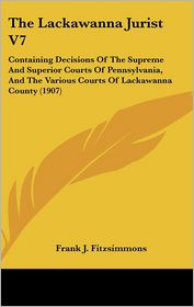 The Lackawanna Jurist V7 - Frank J. Fitzsimmons