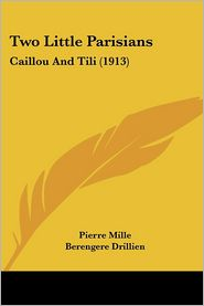 Two Little Parisians - Pierre Mille