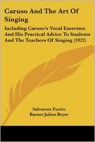 Caruso And The Art Of Singing - Salvatore Fucito