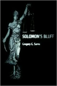 Solomon's Bluff - Gregory G. Sarno