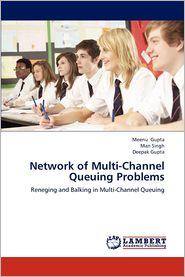 Network of Multi-Channel Queuing Problems