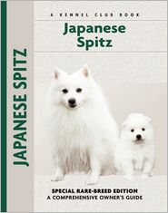 Japanese Spitz (Kennel Club Dog Breed Series) - Michael P. Rule, Patricia Peters (Illustrator), Harold R. Spira (Illustrator)