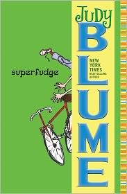Superfudge (Turtleback School & Library Binding Edition) - Judy Blume