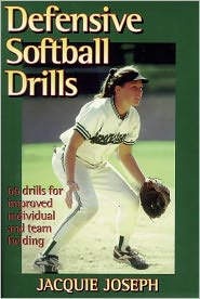 Defensive Softball Drills - Jacquie Joseph