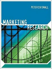 Marketing Research - Peter M. (Peter Michael) Chisnall