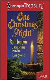 One Christmas Night: Highland Christmas\A Wife for Christmas\Ian's Gift - Ruth Langan, Lyn Stone, Jacqueline Navin
