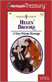 A Very Private Revenge - Helen Brooks