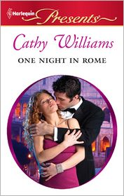 One Night in Rome - Cathy Williams