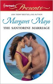 The Santorini Marriage - Margaret Mayo