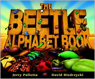 The Beetle Alphabet Book - Jerry Pallotta, David Biedrzycki (Illustrator)
