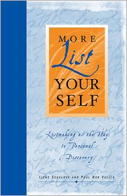 More List Your Self: Listmaking as the Way to Personal Discovery - llene Segalove, Paul Bob Velick