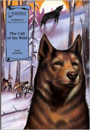 The Call of the Wild-Illustrated Classics-Book - Jack London