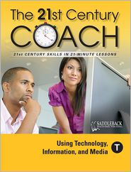The 21st Century Coach Book T - Manufactured by Saddleback Educational