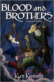 Blood and Brothers - Kurt Kennett