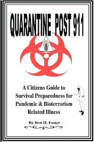 Quarantine Post 911 - Ron Foster