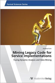 Mining Legacy Code for Service Implementations - Fuhr Andreas