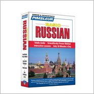 Russian: Learn to Speak and Understand Russian with Pimsleur Language Programs - Pimsleur