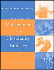 Introduction to Management in the Hospitality Industry - Clayton W. Barrows, Tom Powers
