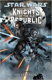 Star Wars Knights of the Old Republic, Volume 8: Destroyer - John Jackson Miller, Ron Chan (Artist), Brian Ching (Artist), Bong Dazo (Artist), Benjamin Carre (Artist)