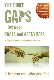 The Three Gaps Between Goals and Greatness: A Parable about Leadership Practice - Pele Ugboajah