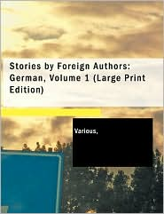 Stories By Foreign Authors - Various