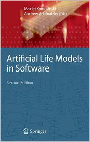 Artificial Life Models in Software - Maciej Komosinski, Andrew Adamatzky