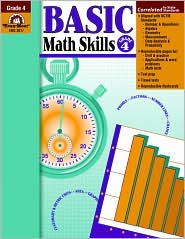Basic Math Skills Grade 4 - Evan-Moor Educational Publishers