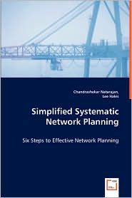 Simplified Systematic Network Planning - Six Steps To Effective Network Planning - Chandrashekar Natarajan