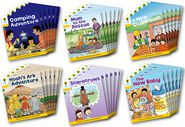 Oxford Reading Tree: Stage 5: More Stories B: Class Pack of 36