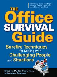 The Office Survival Guide - Marilyn Puder-York, With Andrea B. Thompson