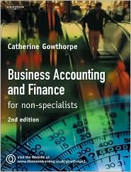 Business Accounting and Finance: For Non Specialists