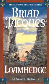 Loamhedge (Redwall Series #16) - Brian Jacques, David Elliot (Illustrator)