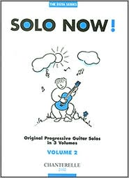 Solo Now! Original Progressive Guitar Solos - Richard Wright, Foreword by John Williams