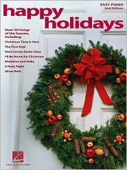 Happy Holidays - Hal Leonard Corp., Created by Hal Leonard Publishing Corporation