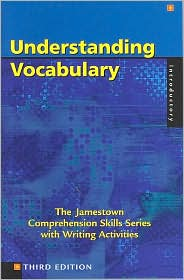 Comprehension Skills: Understanding Vocabulary (Introductory) - McGraw-Hill Education, McGraw-Hill - Jamestown Education Staff