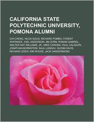 California State Polytechnic University, Pomona Alumni - Books Llc