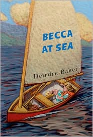 Becca at Sea - Dierdre Baker