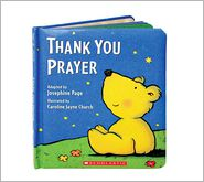 Thank You Prayer - Page, Caroline Jayne Church (Illustrator), Contribution by Grace Maccarone