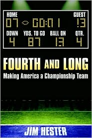 Fourth and Long: Making America a Championship Team