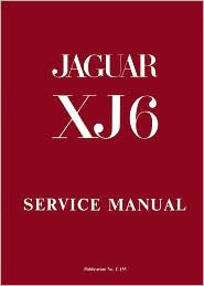 Jaguar XJ6 Series I 2.8 Litre & 4.2 Litre Service Manual