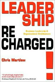 Leadership Recharged! - Chris Martlew