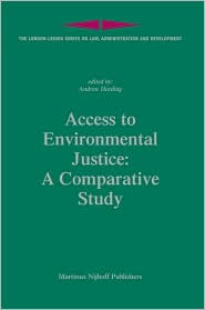 Access to Environmental Justice: A Comparative Study