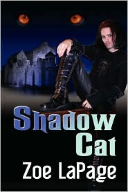 Shadow Cat - Zoe Lapage