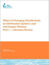Effect Of Changing Disinfectants On Distribution System Lead And Copper Release - G Boyd