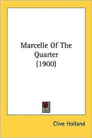 Marcelle of the Quarter (1900)