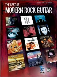 The Best of Modern Rock Guitar: Authentic Guitar TAB - Alfred Publishing Staff