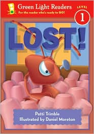 Lost! - Alex Moran, Daniel Moreton (Illustrator)